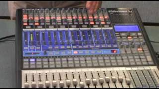 PreSonus StudioLive 16.4.2 Digital Audio Sound Mixer - Review