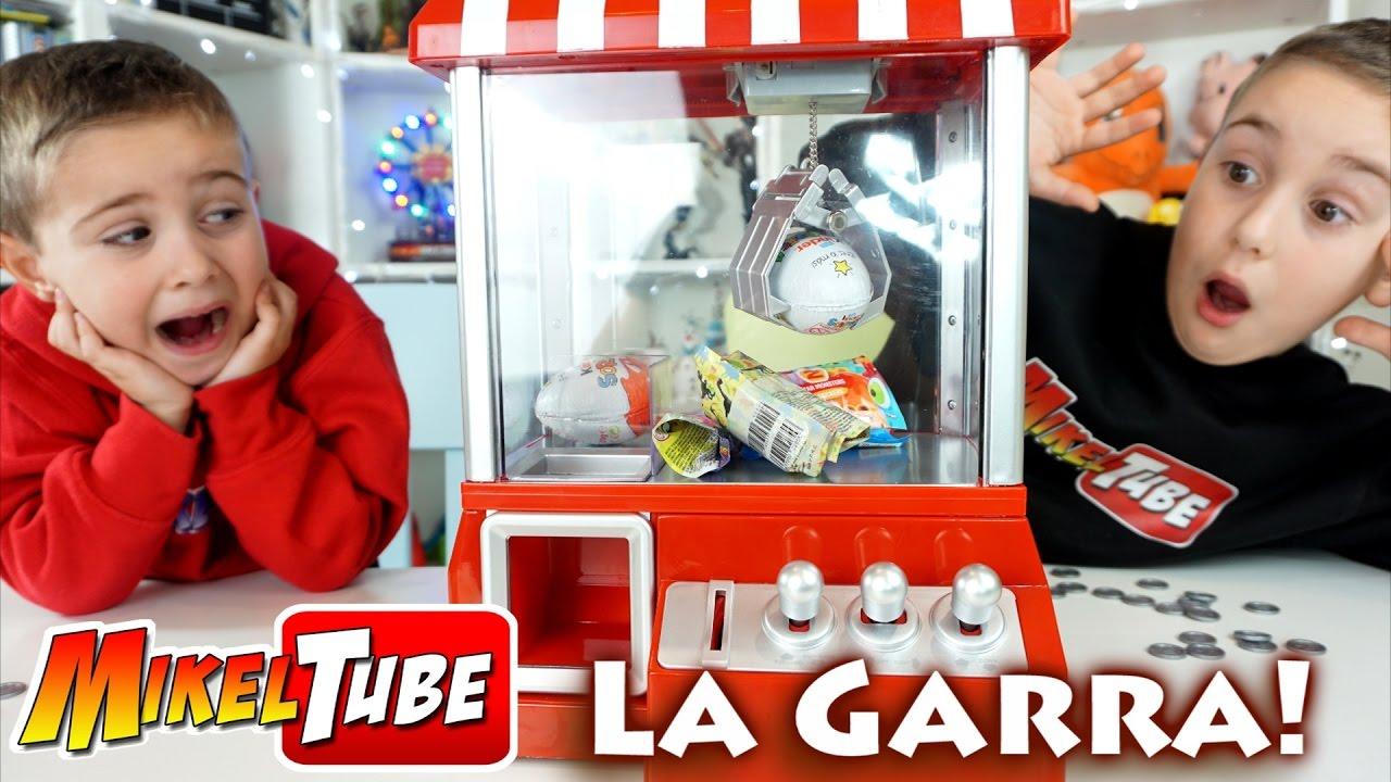 La Juguetes Máquina Máquina La GarraCon GarraCon Sorpresa 29IDEH