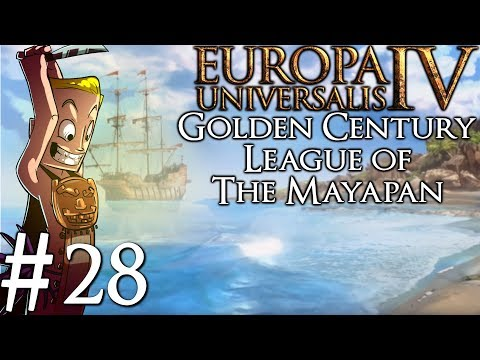 Europa Universalis 4 Golden Century | Huastec | Part 28 | Cold Weather Mayans