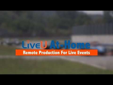 LiveU At-Home | Remote Production For Live Events (B2P Ep 4)