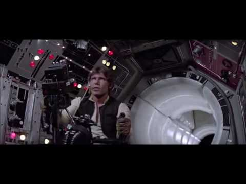 STAR WARS: A NEW HOPE - TIE Fighter Attack