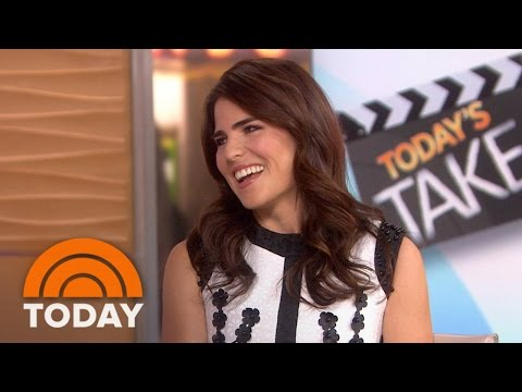 Karla Souza: I Cried When I Got 'How to Get Away with Murder' Role | TODAY