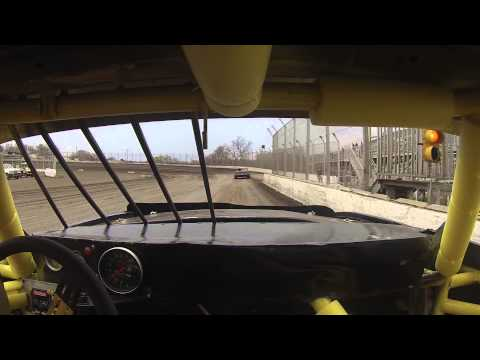 Factory Stock In-Car at Kennedale Speedway Park
