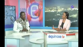 6 PM NEWS EQUINOXE TV THURSDAY, JANUARY4th 2017