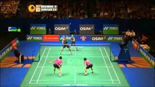 Скачать Badminton Best Of Men S Doubles 2012