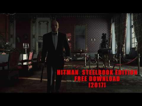 Hitman Steelbook Edition  [Free Download 2017]
