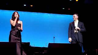 Linda Eder & Brian Stokes Mitchell - What A Wonderful World (Tilles Center Gala 10/24/09)