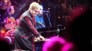 #13 - Gone To Shiloh - Elton John - Live in Moscow 2011