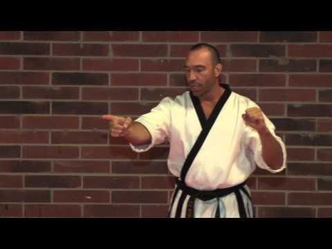 Martial Arts Mastery: Inside & Outside Axe Kick