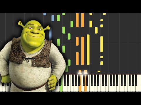 Leonard Cohen - Hallelujah [INSANE Piano Tutorial] (Synthesia)
