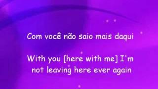 Aladdin - A Whole New World (Brazilian Portuguese + English translation)