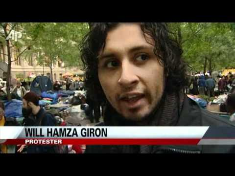 Religion Claims Its Place in Occupy Wall Street