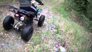 Bashan 200cc | KXD 125cc | Offroad Pitbike and Quad 1