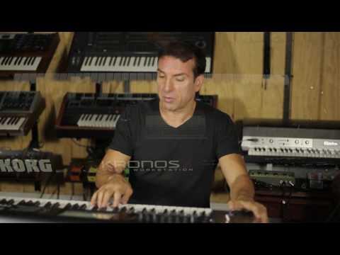 "Derek Sherinian - Masterclass ""Hexatonic Riff"""