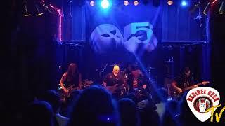 Q5 - One Night In Hellas: Live at Reggie's in Chicago, IL.