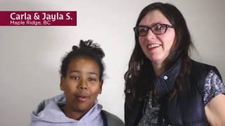 Testimonial - Carla & Jayla | Best Western Kelowna Hotel