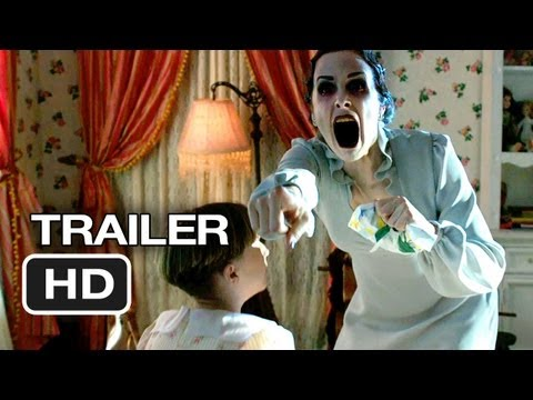 Insidious: Chapter 2 Official Trailer #1 (2013) - Patrick Wi