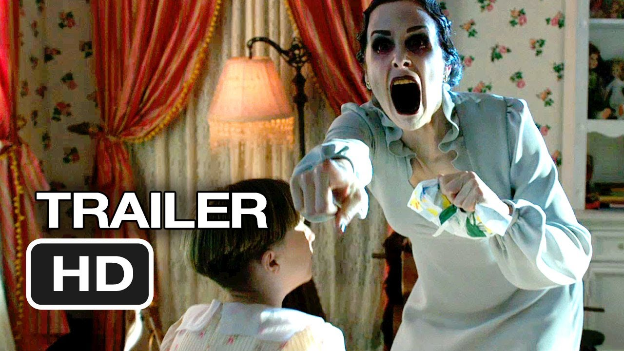 Insidious Chapter 2 Official Trailer 1 2013 Patrick Wilson Movie Hd Youtube