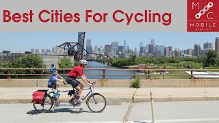 Cycling News - People for Bikes Best Cycling Cities - Mobile Cyclist