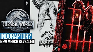 Jurassic World Fallen Kingdom News | New Merch Revealed! Indoraptor, Mosasaurus, Blue and Rexy!