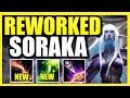 *NEW REWORK* SORAKA IS NOW S++ TIER (NEW MECHANIC) - NEW SORAKA GUIDE