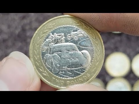 Off To the Races!!! £500 2 Pound Coin Hunt [Book 1]