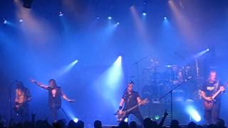 Overkill - Wish You Were Dead (Live @ The Best Buy Theater NYC Electric Age 2012 US Tour)