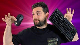¿Que Teclado y Mouse uso?