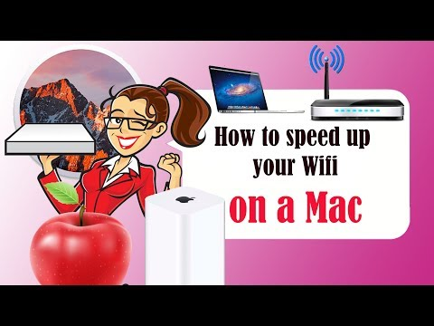 How to speed up your WiFi on a Mac by reducing interference - 2016