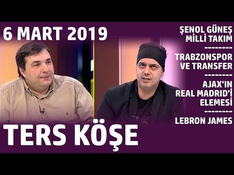 Ters Köşe - Kaan Kural & Ali Ece | 6 Mart 2019