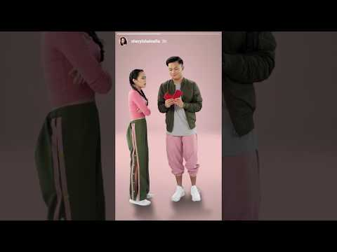 Sheryl Sheinafia & Rizky Febian- Teaser Sweet Talk (for best experience, watch full screen on phone)