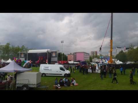 """""""Skisova trznica"""" Big event in Ljubljana/Slovenia"""