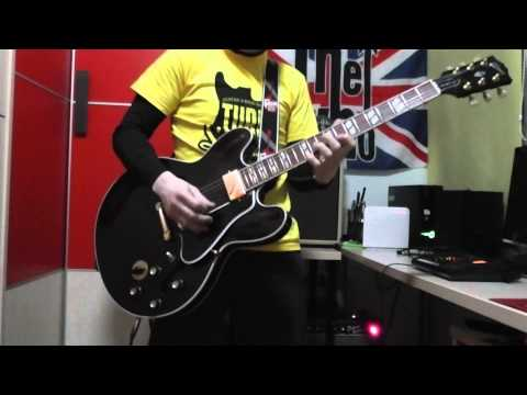 Elvis Presley - Jailhouse Rock Guitar Cover