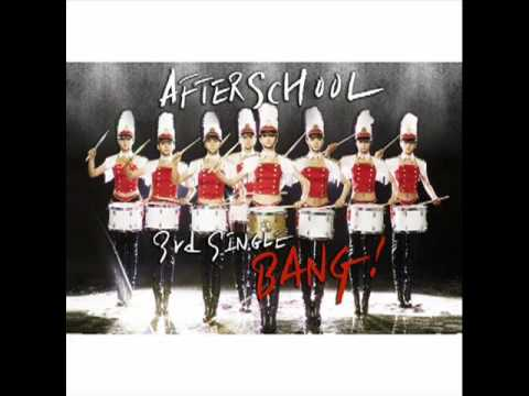 AFTER SCHOOL  BANG! FULL  MP3 DOWNLOAD