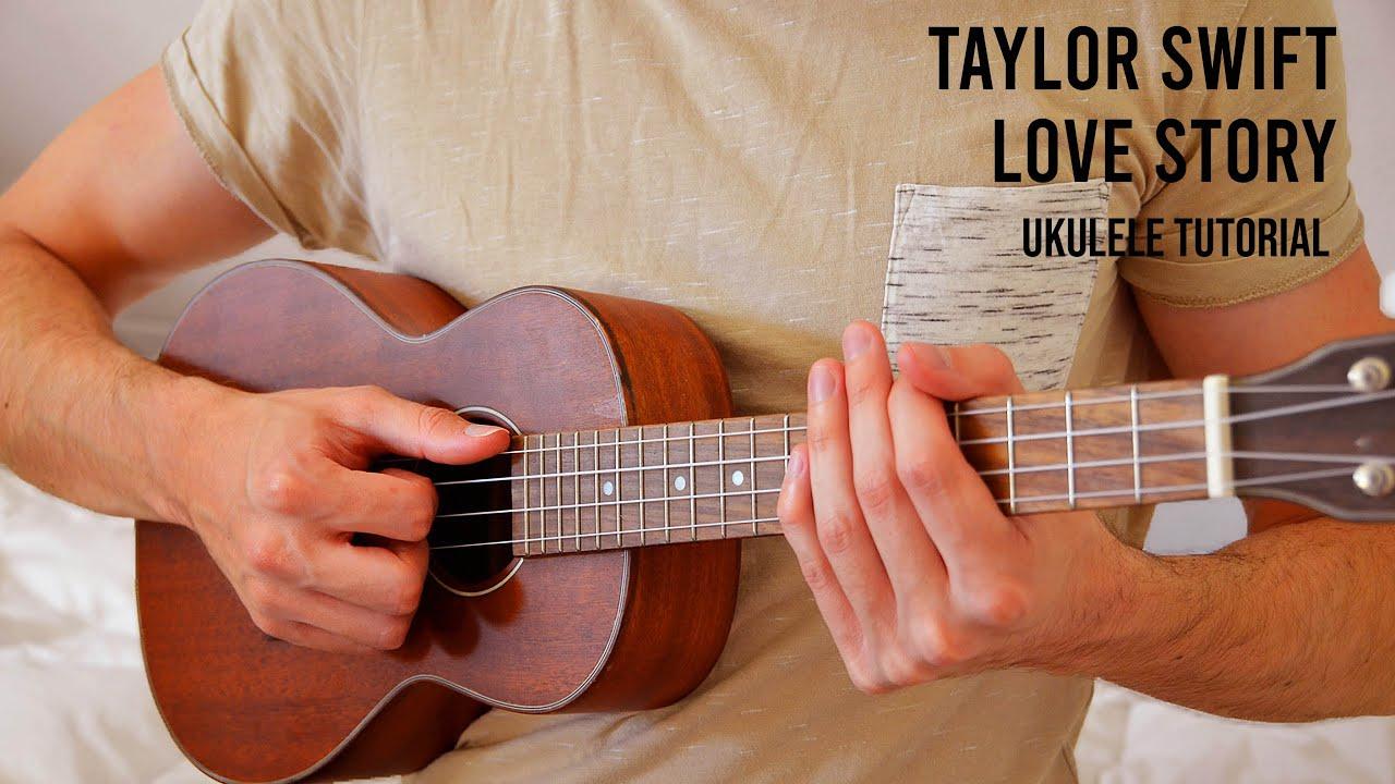 Taylor Swift   the 15 EASY Ukulele Tutorial With Chords / Lyrics