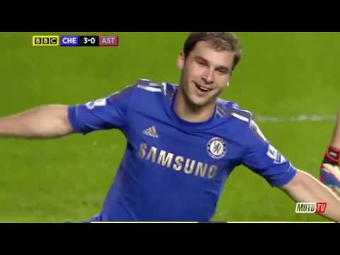 Chelsea Vs Aston Villa 8-0 Highlights   2012/2013