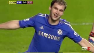 Chelsea vs Aston Villa 8-0 Highlights   2012/2013