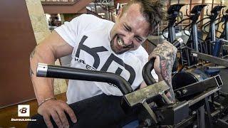 Biceps and Triceps Workout | Day 24 | Kris Gethin's 8-Week Hardcore Training Program