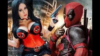 Lady Deadpool Cosplay & Bra DIY Tutorial - Nerdcraft