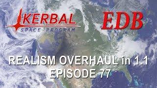 Realism Overhaul in Kerbal Space Program 1.1.3 - 77 - The Armada is Enroute
