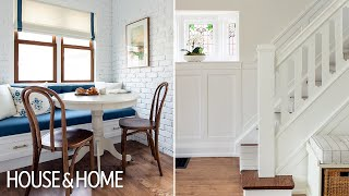 House Tour: How To Refresh A Traditional Style Home