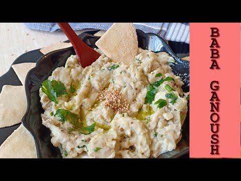 simple-recipe-of-baba-ganoush-|-recette-de-baba-ghanoush-|-بابا-غنوج