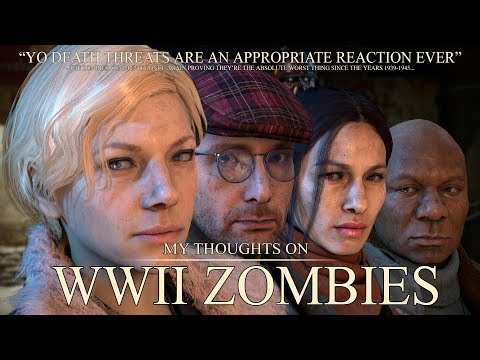WWII Zombies - My Thoughts and Opinions