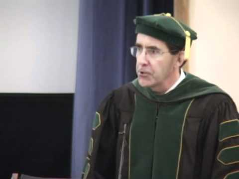 Arthur Kellerman 2012 Graduation Speech