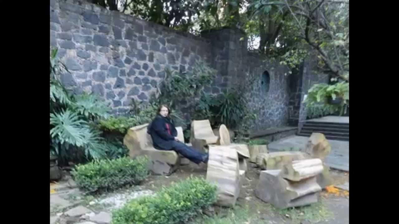 Recorrido por la casa del indio fern ndez ofrenda de for La casa 2013