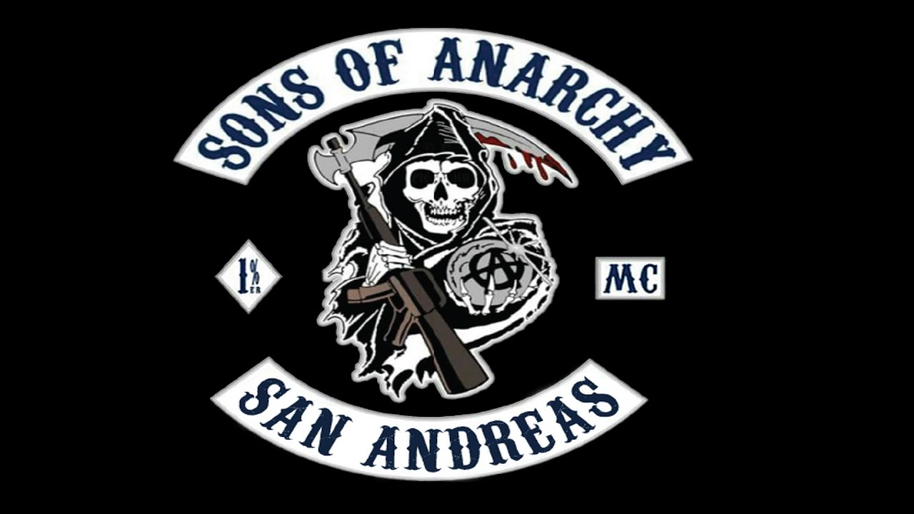 cvr samp sons of anarchy mc 1 biker soa youtube. Black Bedroom Furniture Sets. Home Design Ideas
