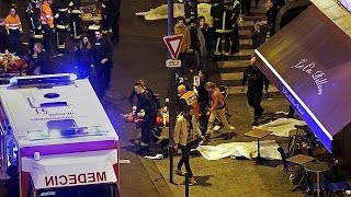 Paris:what happened, when and where