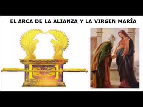 El Arca de la Alianza y la Virgen María
