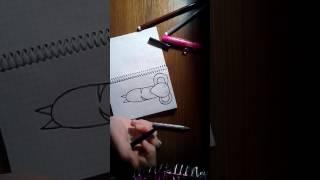Как нарисовать Крысу?!