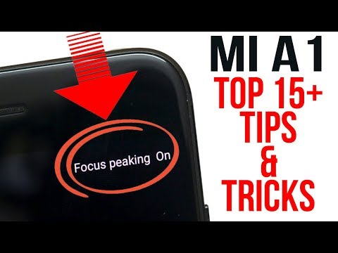 Xiaomi Mi A1 Tips and Tricks | Top 15+ Best features of Mi A1 | Hindi |